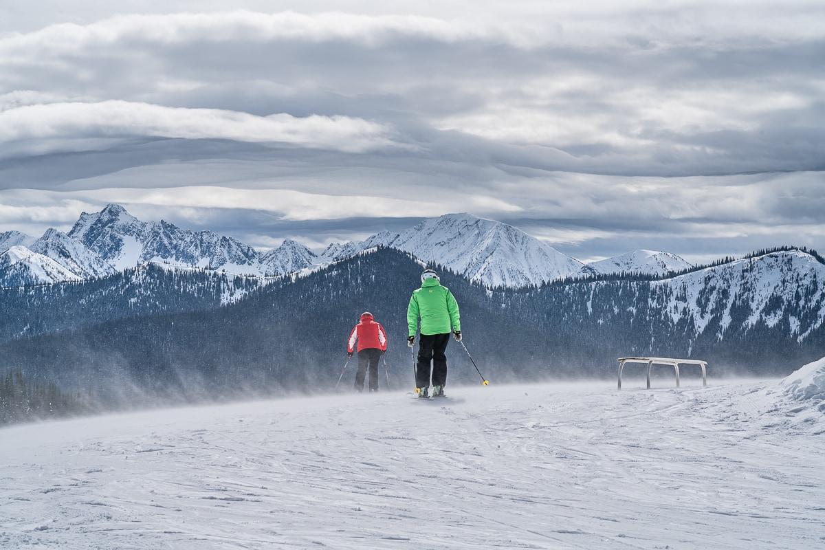 Manning Park ski