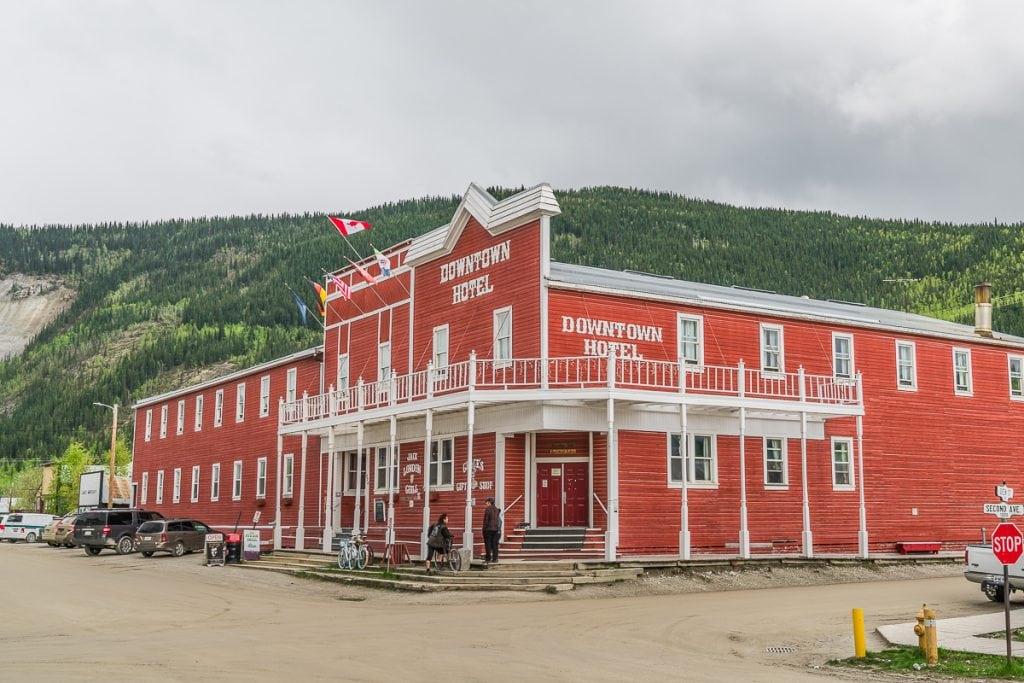 Dawson City Accommodation