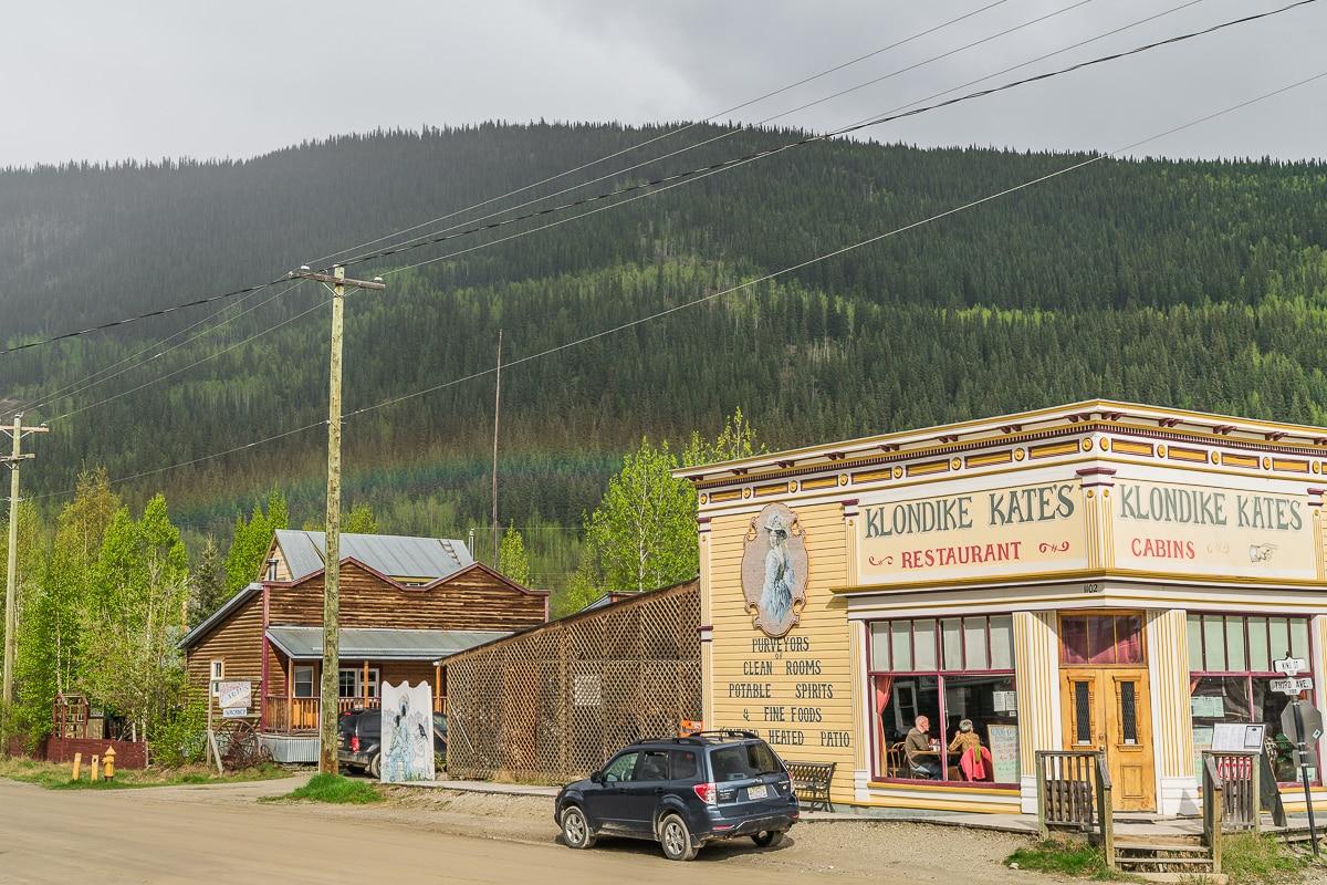 Klondike Kate's Dawson City