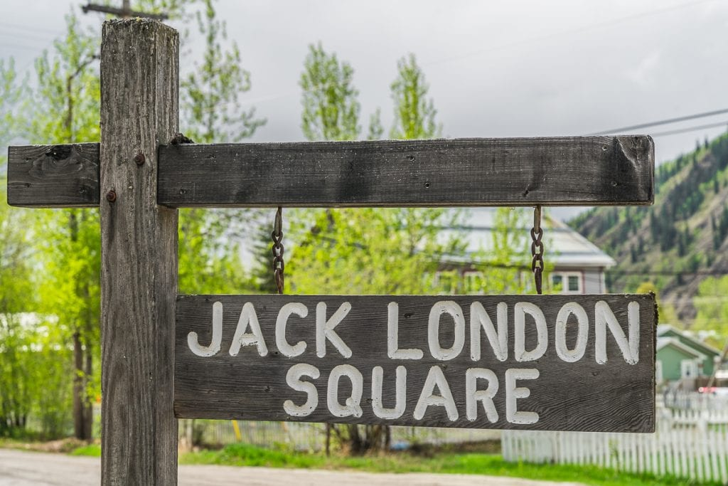 Things to do in Dawson City Jack London