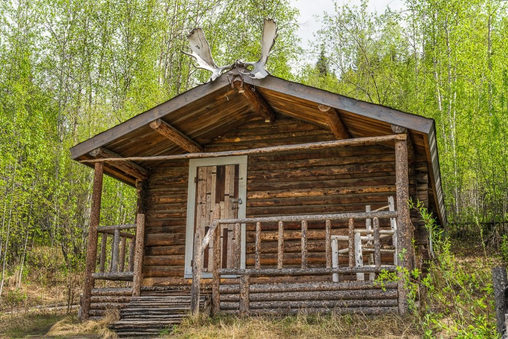 Things to do in Dawson City Robert Service