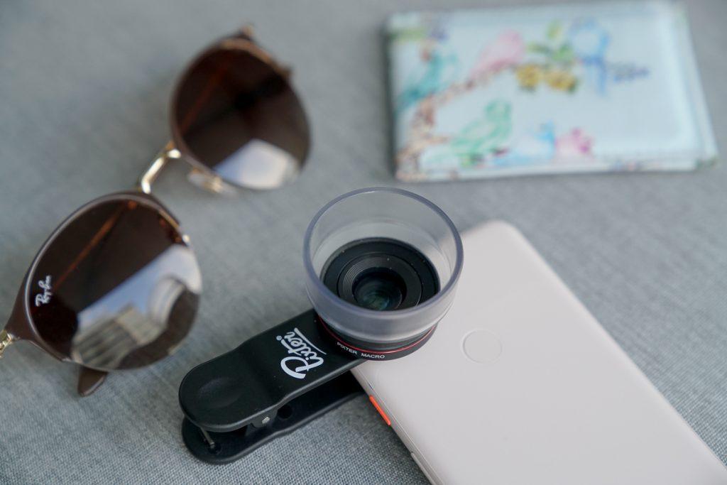 Pixter mobile lens kit