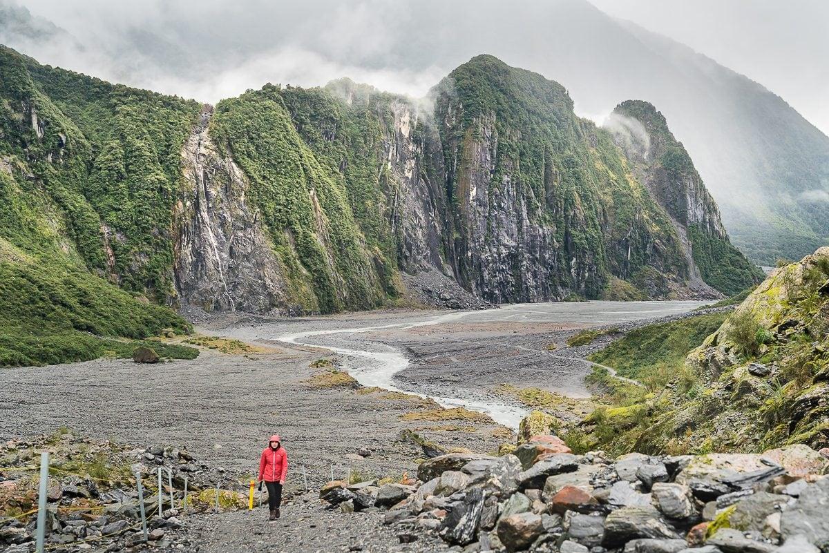 Fox Glacier Walk New Zealand