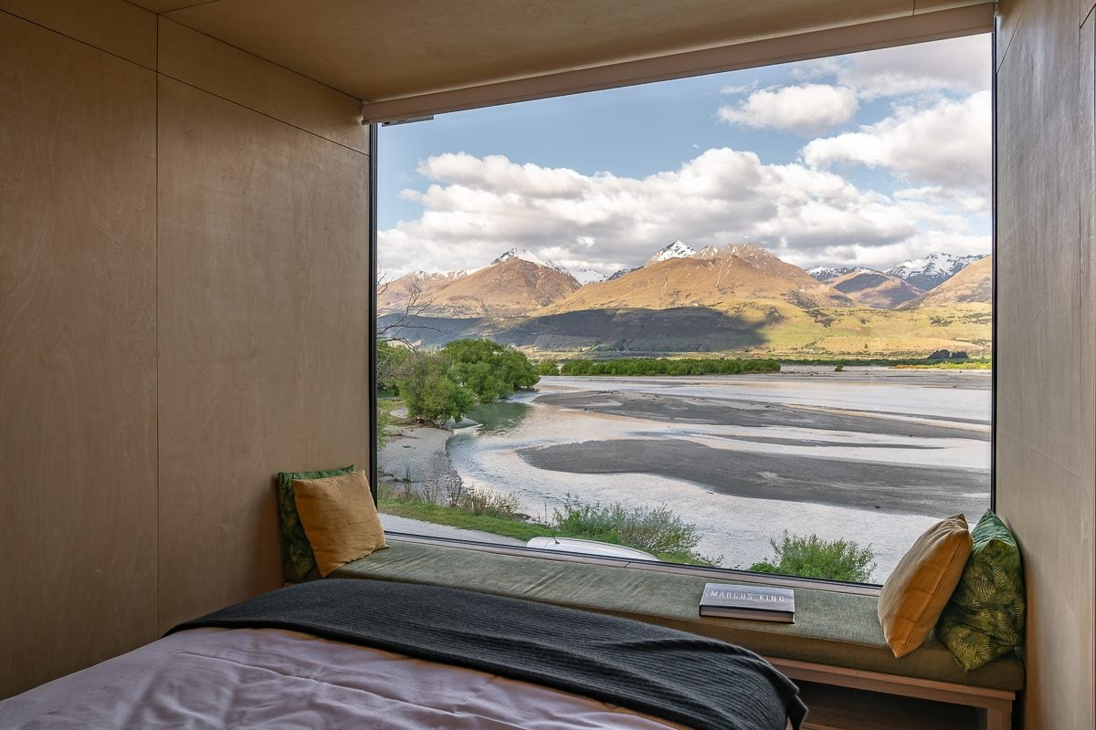 Glenorchy accommodation nz ecoscapes