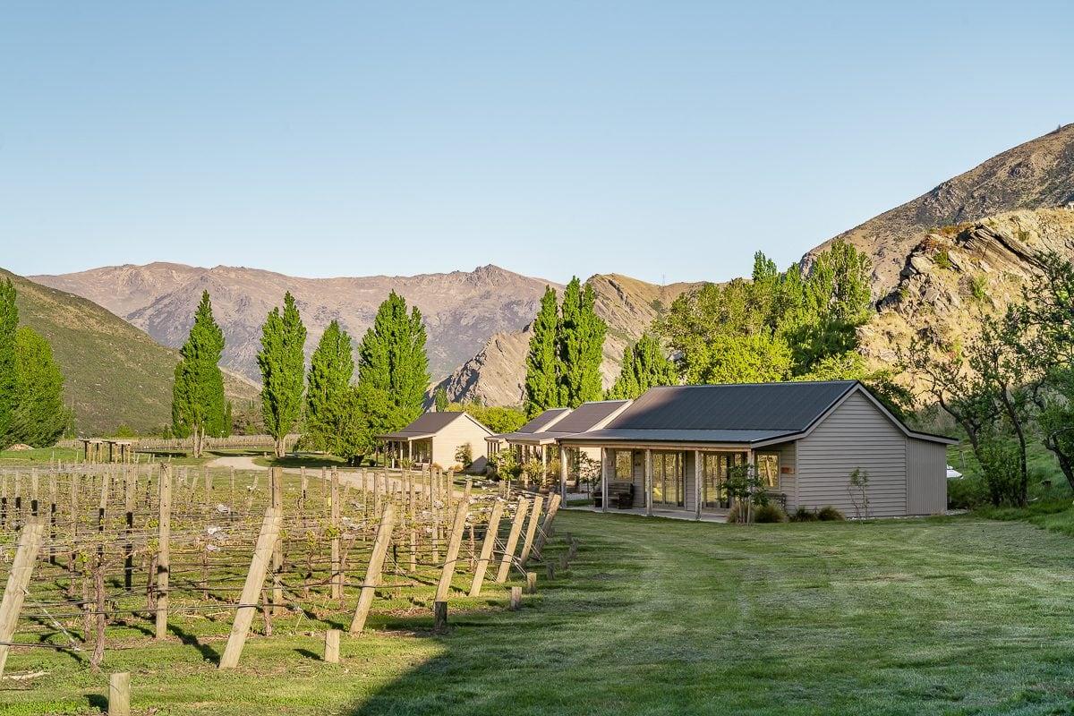 Kinross Cottages nz