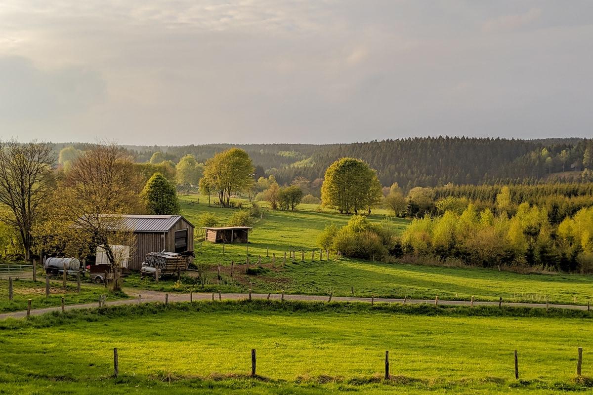 The Ardennes Belgium