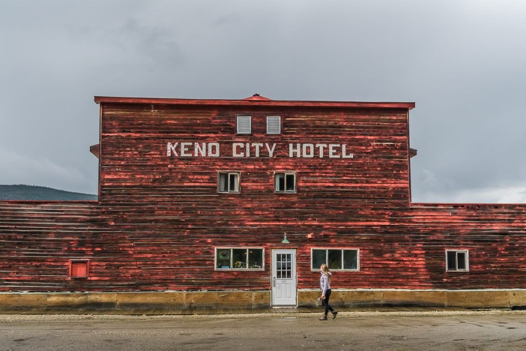 A Short Guide to Keno City: The Smallest town in the Yukon