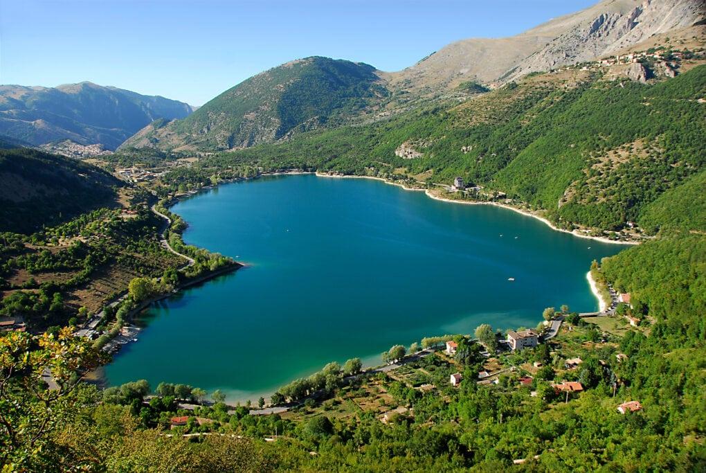 """Lago di Scanno - """"La Dimora di d'Annunzio"""""""