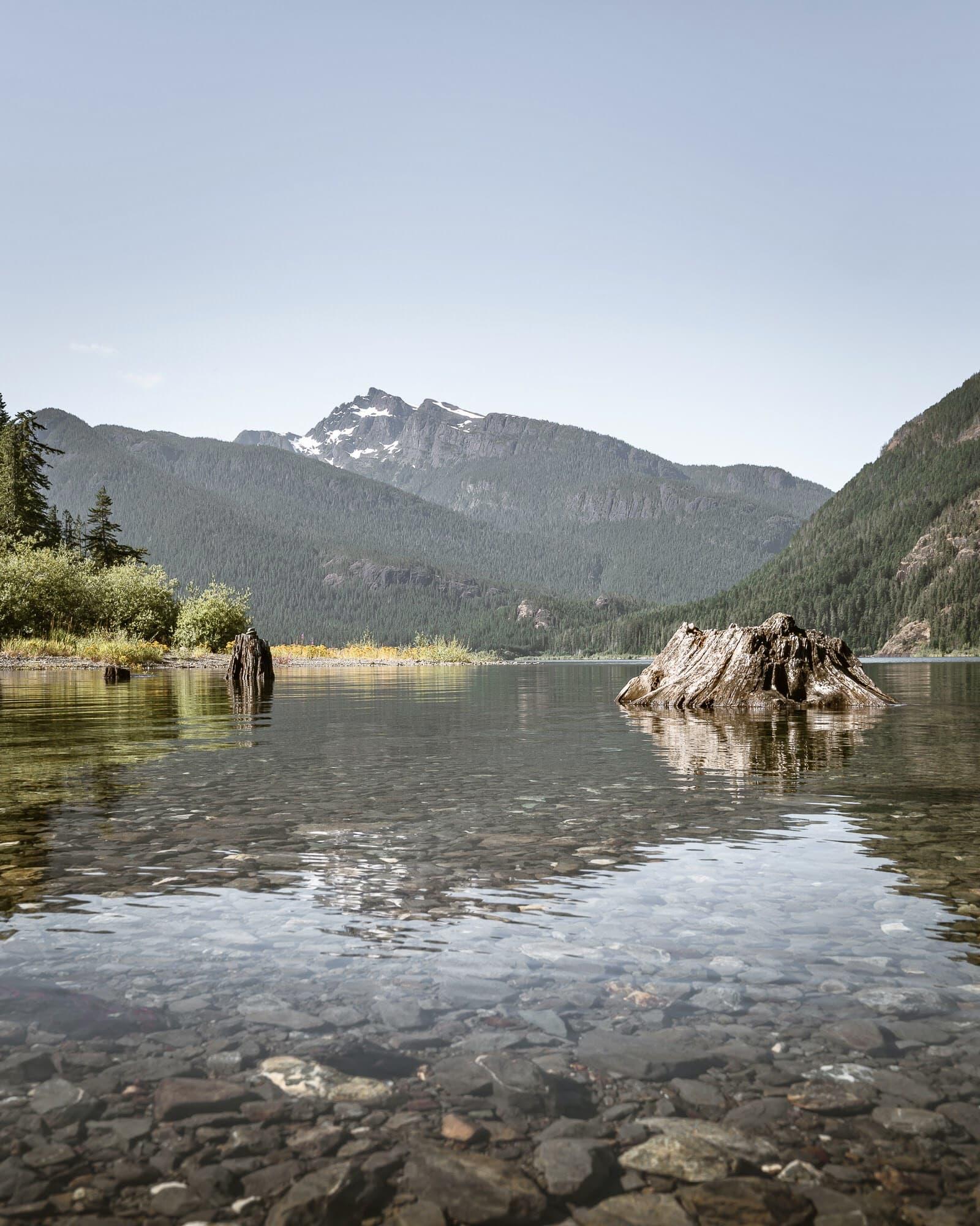 Mount Scenery - Fjord