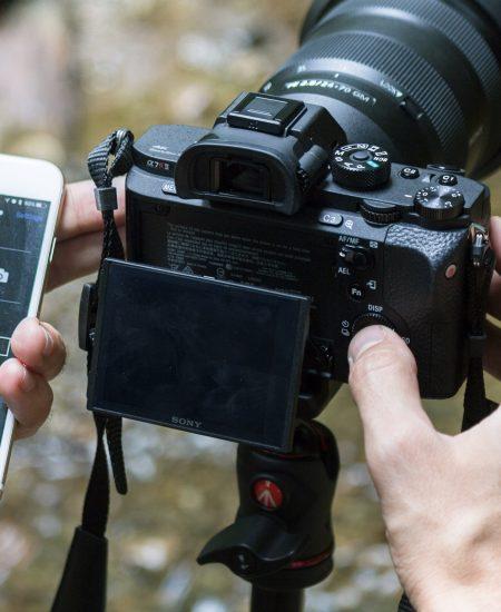 Photography Camera Sony